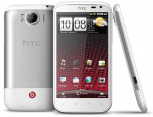 Новинка HTC - Sensation XL