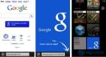 Google в Windows Phone