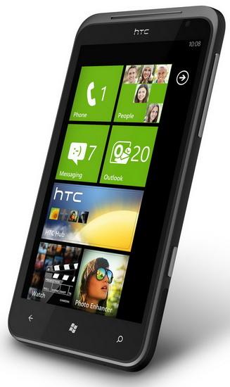 Обновление HTC TITAN