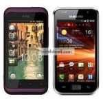 HTC Rhyme vs Samsung Galaxy S2