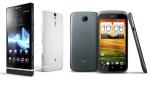 HTC One S vs Sony Xperia S