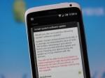 Обновление HTC One X
