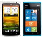 HTC One X vs Nokia Lumia 900