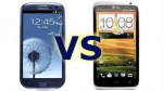 HTC One XL vs Samsung Galaxy S3