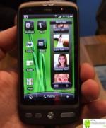 HTC Desire обновление