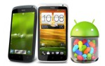 Android 4.1 Jelly Bean для HTC One X