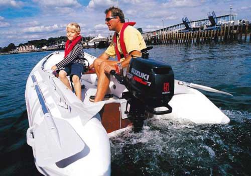 как правильно выбрать мотор для лодки