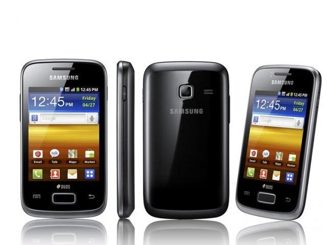 Samsung Galaxy DUOS характеристики