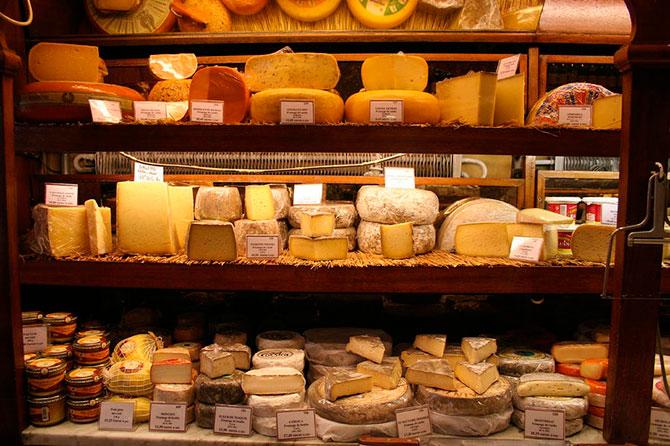 Интересные факты о сыре Чеддер