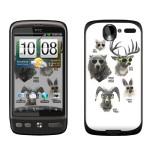 выбрать виниловые наклейки на телефон HTC