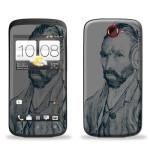 виниловые наклейки на телефон HTC