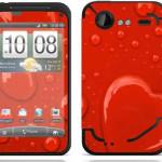 выбрать наклейки на телефон HTC