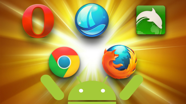 браузеры для Android