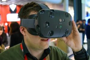 очки HTC Vive
