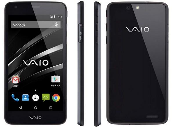 VAIO Phone - первый смартфон от компании VAIO