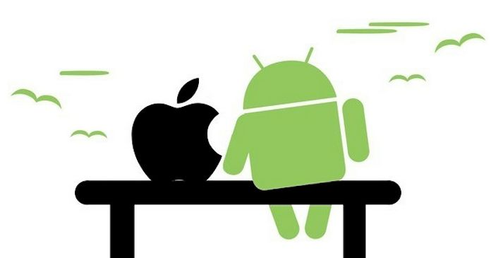 Android или iOS