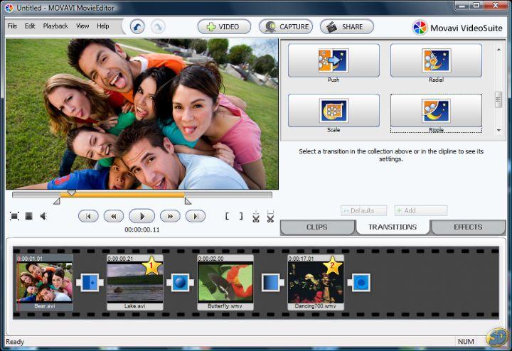 Movavi Video Converter.