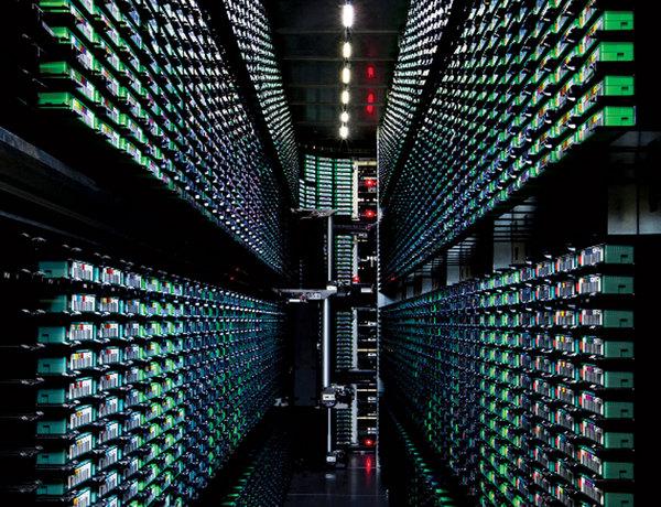 Где хранится интернет