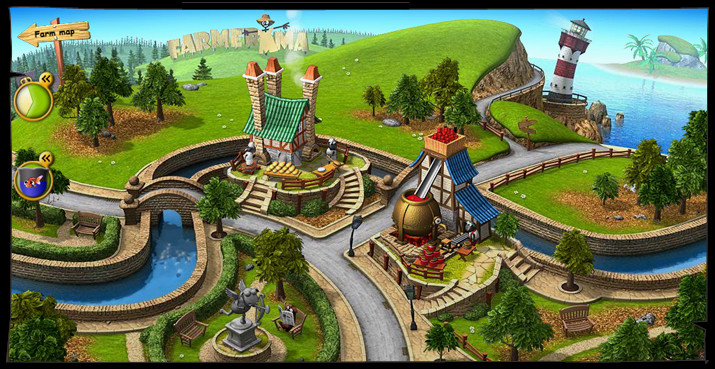 Игра Ферма — настоящее развлечение для детей и взрослых