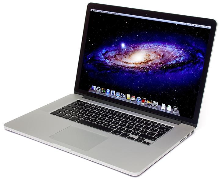 Обзор Macbook Pro Retina