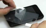 Как правильно наклеить защитную пленку на телефон?