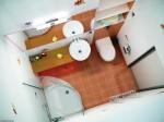 Как отделать маленькую ванную комнату?