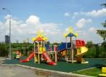 Детские площадки из разных материалов. Какую выбрать?