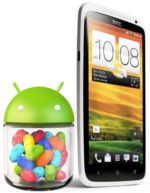 Android 4.1 Jelly Bean для HTC One X, S, V
